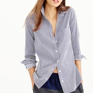 J Crew Button Up Tunic